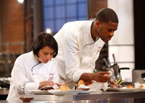 Christine Hà Siêu Đầu Bếp Mỹ 2012