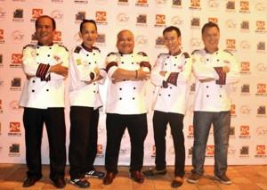 Cuộc hội ngộ của 5 siêu đầu bếp tại Đà Nẵng