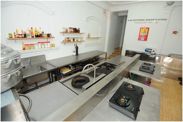 Các trường dạy nấu ăn nổi tiếng ở Tphcm