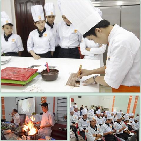 Học nấu ăn theo yêu cầu, được hỗ trợ mở nhà hàng