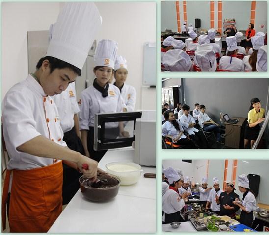 Địa chỉ dạy nấu ăn theo yêu cầu tốt nhất tại TPHCM