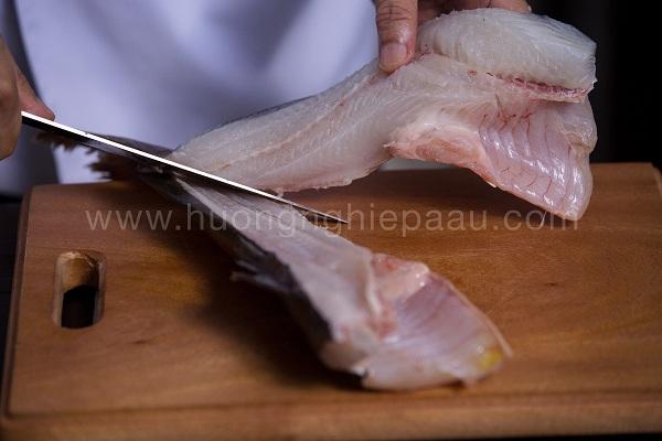 lọc xương cá lăng