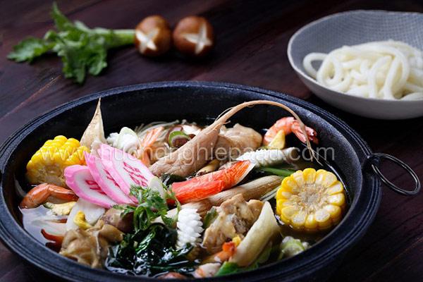Cách nấu mì Udon kiểu nhật ngon tuyệt tại nhà