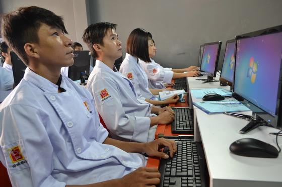 Đào tạo tin học cho đầu bếp uy tín tại TP. HCM