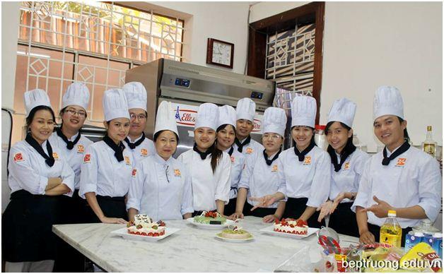 Trường Dạy Làm Bánh Hàng Đầu tại TPHCM