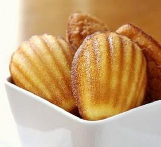 Bánh con sò Madeleines Pháp thơm ngon hấp dẫn
