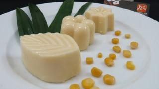 Bánh pudding bắp thơm mềm béo ngọt