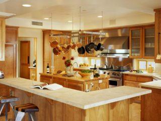 Sắp xếp nhà bếp gọn gàng như đầu bếp