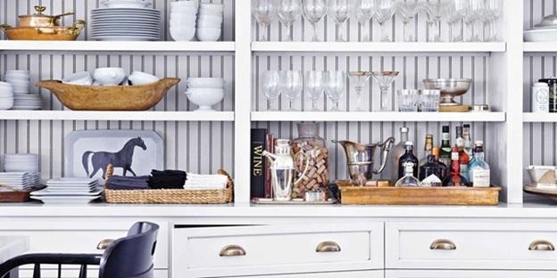 sắp xếp tủ bếp như đầu bếp