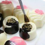 học tạo hình chocolate tại hội đầu bếp á âu