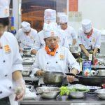 nghề đầu bếp đam mê của nhiều người