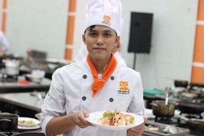 Không học đại học, Chọn Nghề Bếp để lập nghiệp ở Sài Gòn