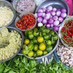 gia vị trong món Việt
