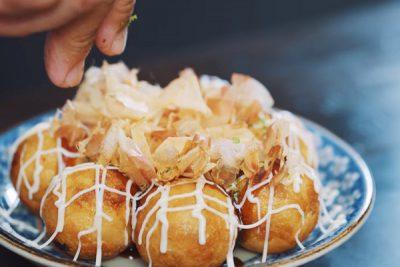Bánh Bạch Tuộc Takoyaki Kiểu Nhật