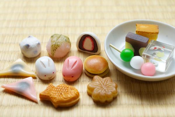 Bánh Wagashi