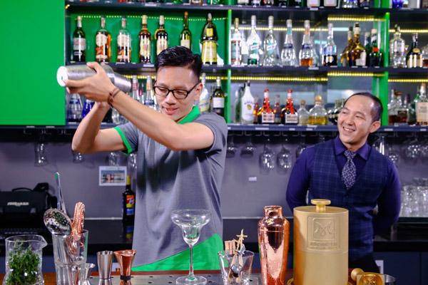 bartender là nghề có sức hút lớn