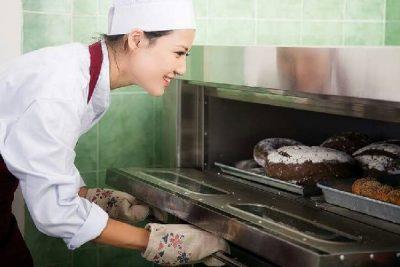 các sai lầm sau khi làm bánh