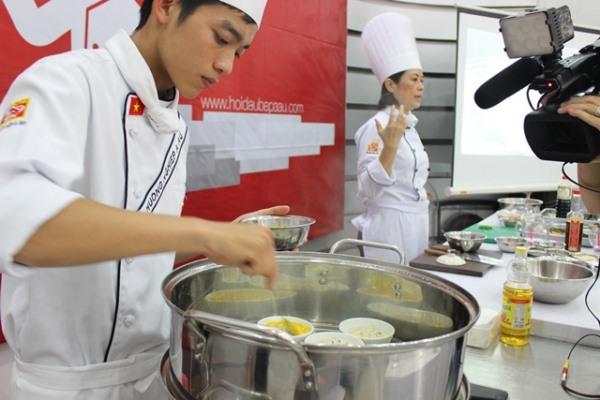 Dạy nấu ăn chuyên nghiệp