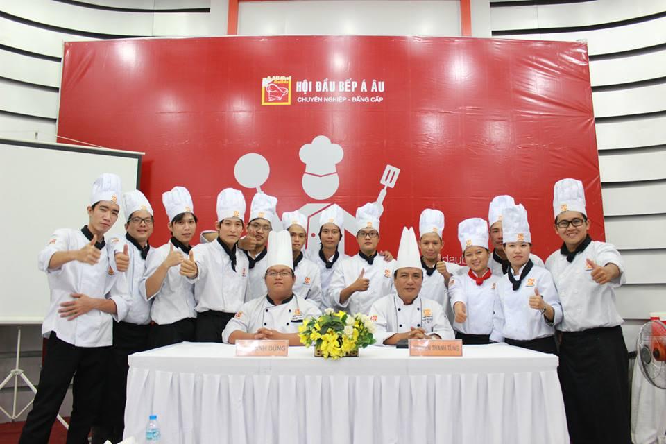 Các trung tâm dạy nấu ăn ở tphcm tốt nhất hiện nay