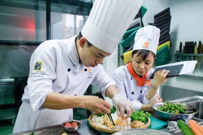 học nghề bếp tự mở quán kinh doanh