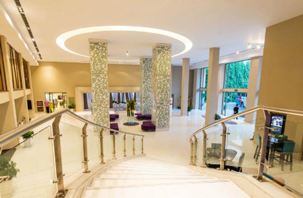 Hotel Tour: Tham Quan Khách Sạn Eastin Grand Saigon