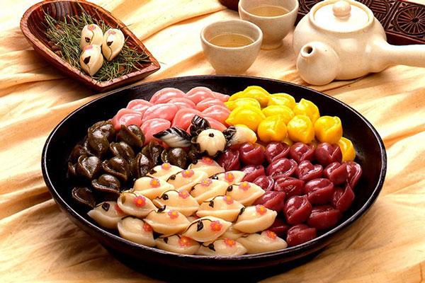 Cách làm Bánh Trung thu Hàn Quốc