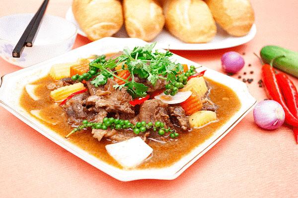 Cách Nấu Bò Hầm Tiêu Xanh Ngon Chuẩn 5 Sao