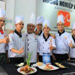 nghề đầu bếp nuôi sống gia đình