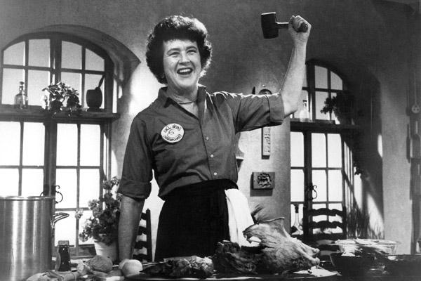Nữ đầu bếp julia child