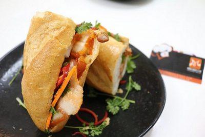 """Bánh Mì Việt tại Hong Kong luôn """"Hot"""""""