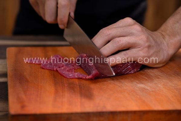 Bí quyết chế biến thịt và gia cầm cho các đầu bếp