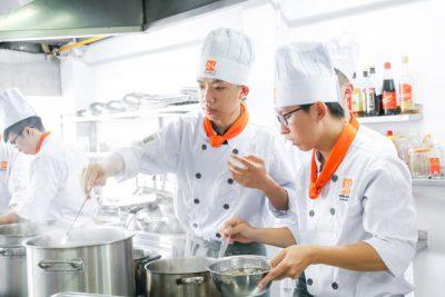 học nấu ăn tại Nha Trang