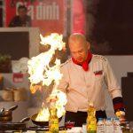 quán quân iron chef 2013
