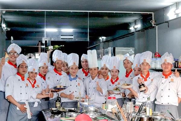 Học phí học nghề bếp