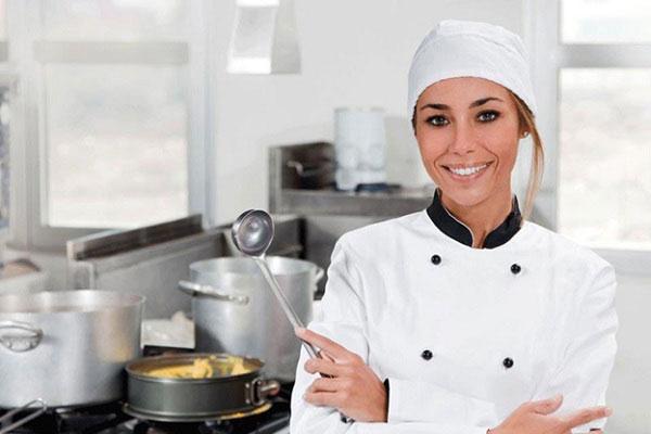 số lượng đầu bếp nữ tăng cao