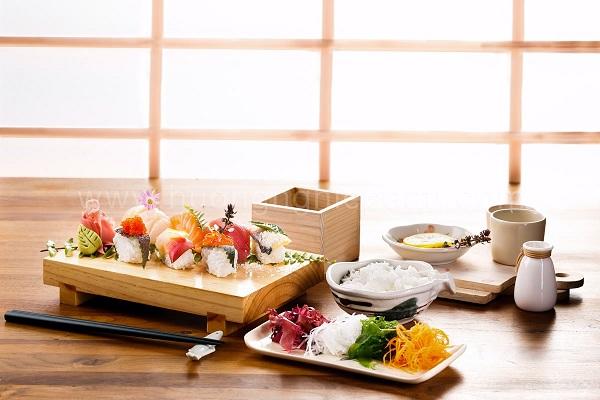 cach làm nigiri sushi