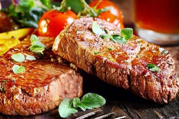 Món bò beefsteak