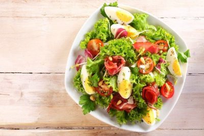 3 Món Salad Âu Bổ Dưỡng
