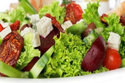 Các món Salad cho ngày tết
