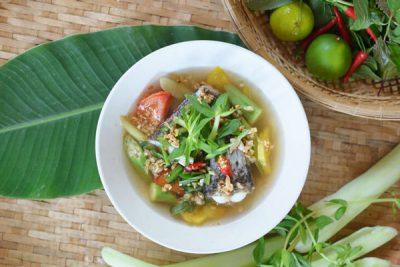 Học nấu canh chua cá lóc đậm vị Nam Bộ