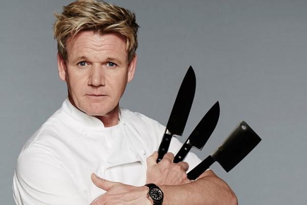 Đầu bếp Gordon Ramsay