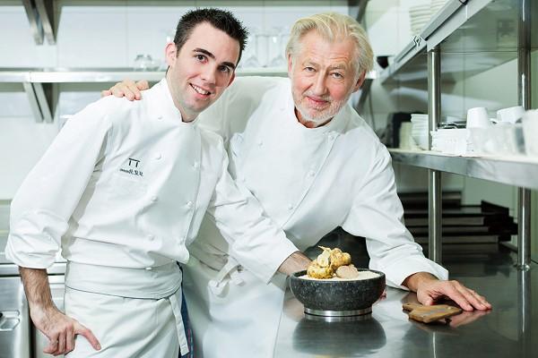 Đầu bếp Pierre Gagnaire