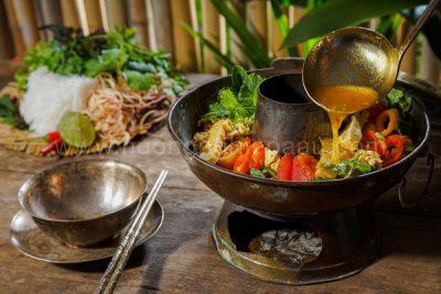 Lẩu Thái Chay Chua Cay