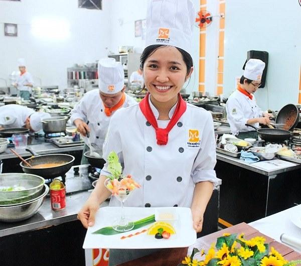 Nghề bếp cơ hội thăng tiến cao