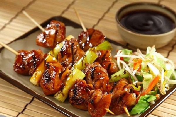 Thịt Xiên Nướng Yakitori