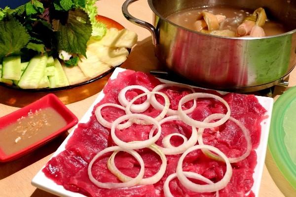 Cách làm món bò nhúng giấm thơm ngon mới lạ khiến chồng phải xuýt xoa! – Bò Kho Cô Mai – Since 1984