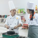 Học nấu cháo ếch Singapore