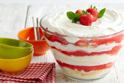 Bánh Trifle