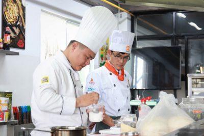 Học nấu ăn mở quán chỉ từ 1 - 2 buổi