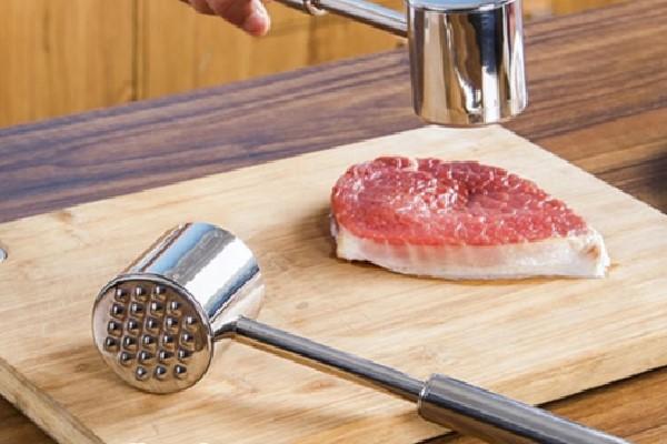 Làm mềm thịt bò